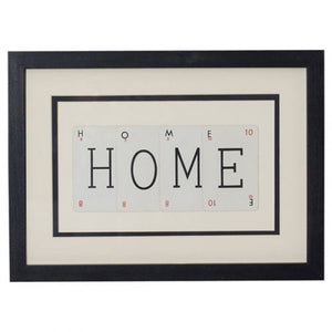 Home Framed Artwork