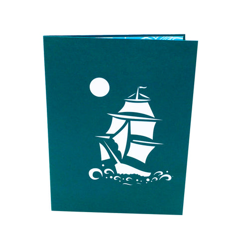 Ship popup card