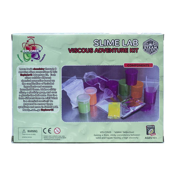 Explorer-U Slime Lab