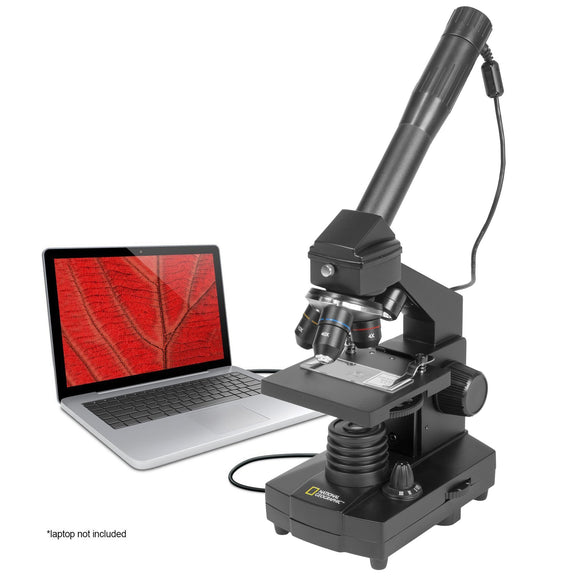 National Geographic - USB 40x-1024x Microscope