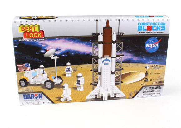 NASA Space Shuttle Construction Set
