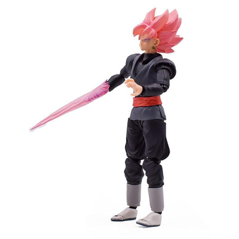2MB 15cm Dragon Ball Super Goku Black Zamasu PVC Action Figure Collection Model Kids Toy Doll Free Shipping - MH