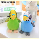 Electric Talking Parrot Stuffed Animal Plush Toy - MH