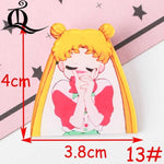 Sailor Moon Character Sticker - MH