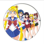 Sailor Moon Art Pin - MH