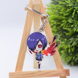 1MB 2019 Tokyo Ghoul Double Sided Keychain - MH