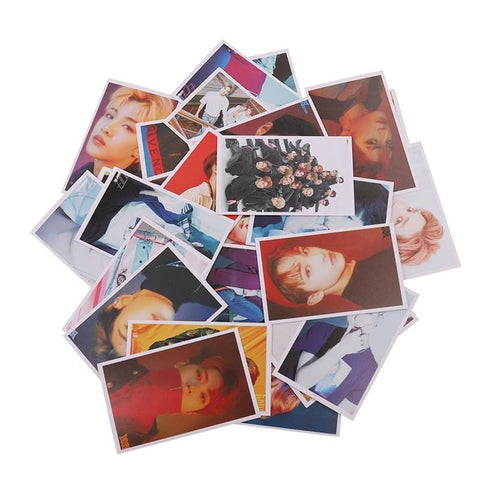 2MB 30 PCS/SET NCT Photo Card Poster Lomo Cards - MH
