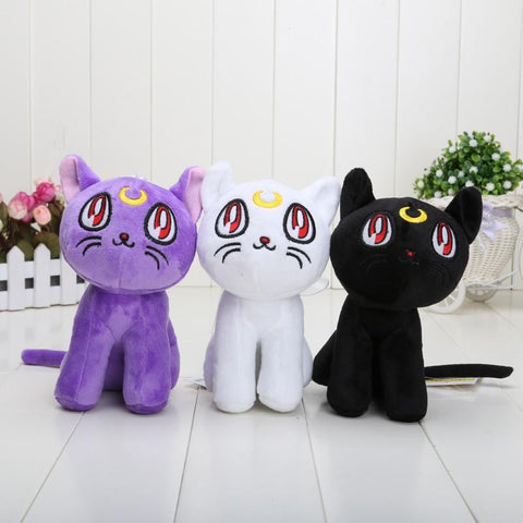 Sailor Moon Cat Plush Doll - MH