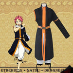 Fairy Tail Cosplay Etherious Natsu Dragneel Cosplay - MH
