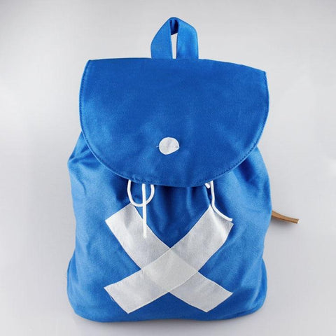4MB Anime One Piece Canvas Backpack - MH
