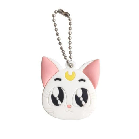 Sailor Moon Luna Cat Keychain - MH