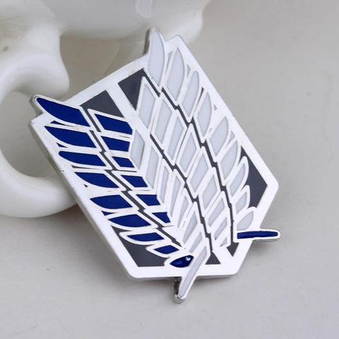 1MB Attack On Titan  brooches Pin badge - MH
