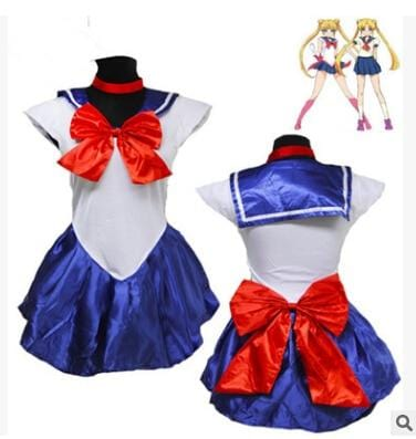 Sailor Moon Characters Cosplay Dress - MH