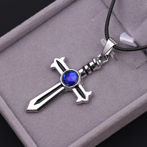Fairy Tail Pendant Necklace - MH
