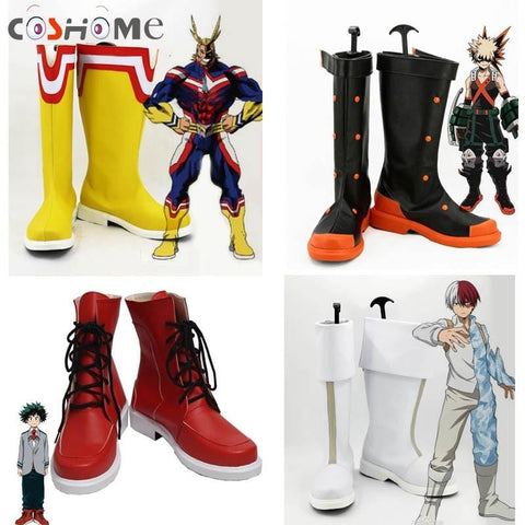 Boku No Hero Academia Character Themed Shoes - MH