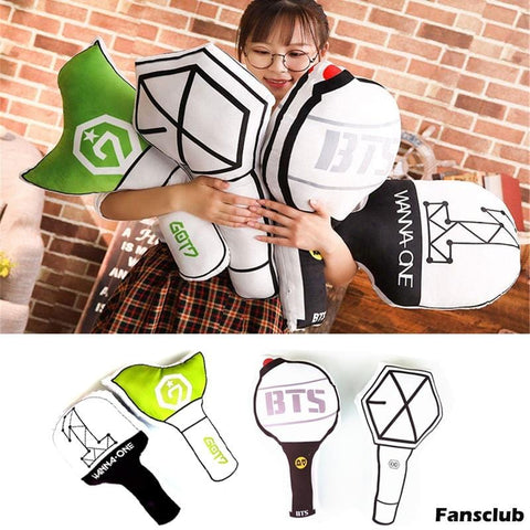 2MB Cotton Pillow (WANNA ONE, EXO, TWICE , GOT7, BTS) - MH