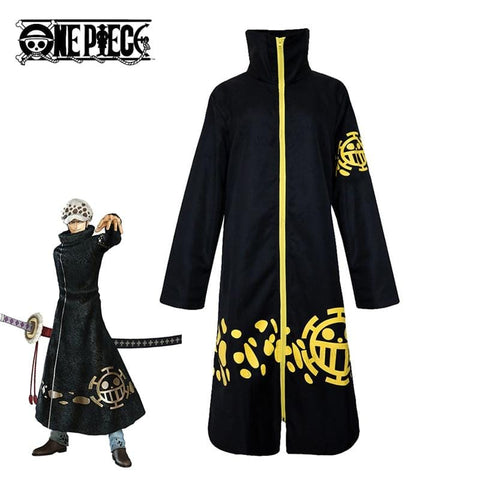 4MB  Japanese Anime One Piece Trafalgar Law Cosplay - MH