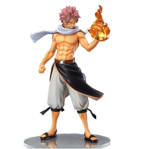 Fairy Tail Etherious  Natsu  Dragneel Action Figure - MH