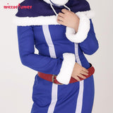 Fairy Tail Juvia Lockser Cosplay Costume - MH