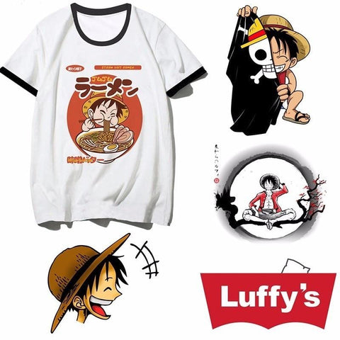 4MB Funny One Piece Japanese T Shirt - MH