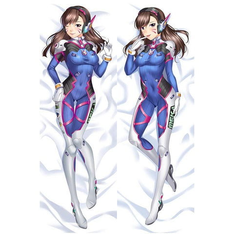Dva Body Pillow Case - MH