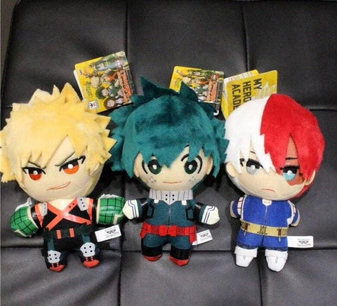 My Hero Academia Plush Doll - MH