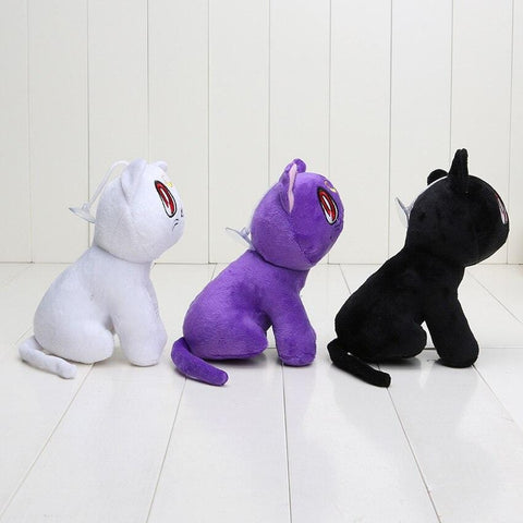 Sailor Moon Cat Luna Artemis Plush dolls - MH