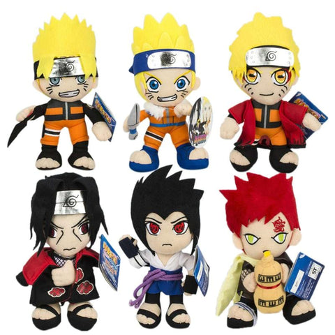 Naruto Stuffed Animals - MH