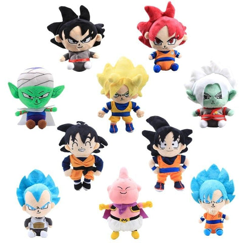 Dragon Ball Z Stuffed Animal - MH