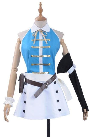 Fairy Tail Cosplay Lucy Heartfilia Cosplay Costume - MH