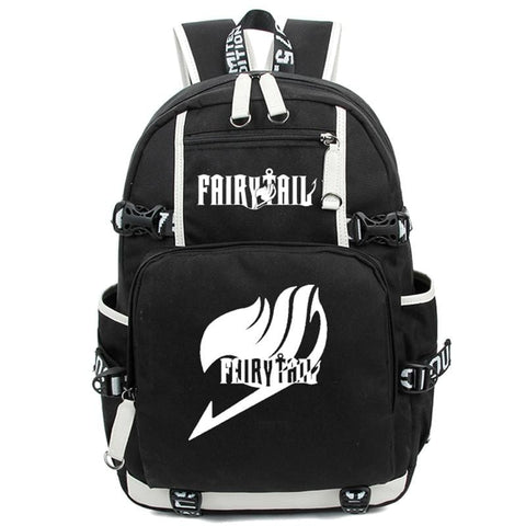 5MB Japan Anime Fairy Tail School Backpack - MH