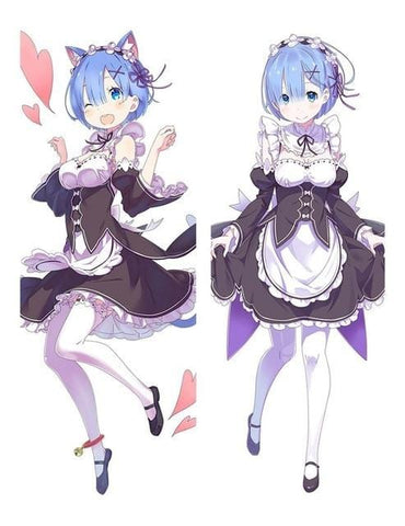 Rem Body Pillow Cover Case - MH