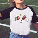 Kawaii Sailor Moon Shirt - MH