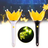 Kpop Bigbang EXO GD G-Dragon VIP Concert Light Stick Crown Lotus Lightstick Prop - MH
