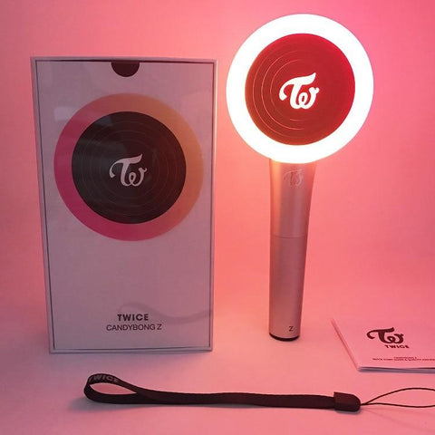 2MB Twice Kpop Light stick (BLACKPINK, EXO, GOT7, BIGBANG, NCT, TWICE, WANNA ONE ) - MH