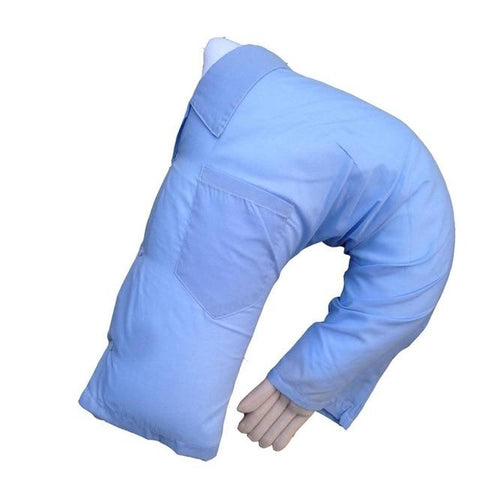 Arm Body Shape Throw Pillow - MH