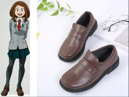 My Hero Academia Jirou Kyouka Cosplay Shoes - MH