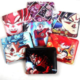 Dragon Ball Super Goku Wallet - MH