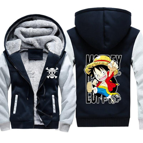 4MB One Piece Winter Hoodie & Jackets - MH