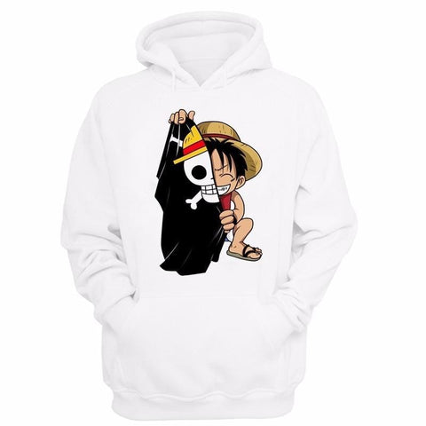 4MB One Piece Luffy Hoodies - MH