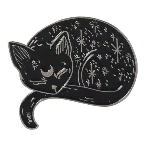 Sailor Moon Luna Cat Pin - MH