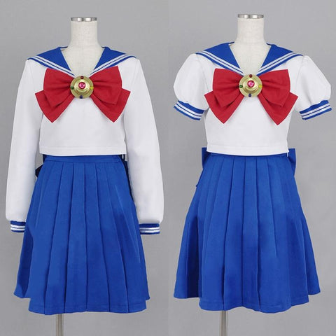 Sailor Moon Navy Costume Dress - MH