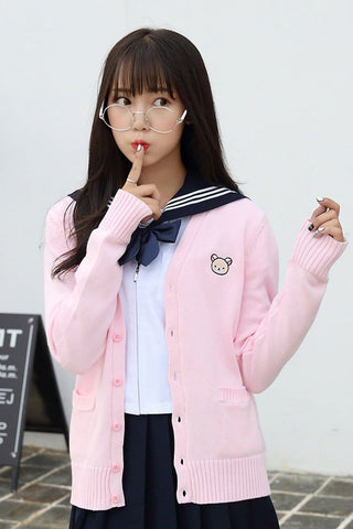 Sailor Moon Cardigan Uniform - MH