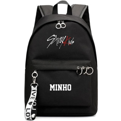 2MB Stray Kids  Korean Star Backpack - MH