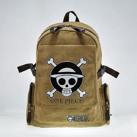 4MB Teenager One Piece Rucksack Backpack - MH