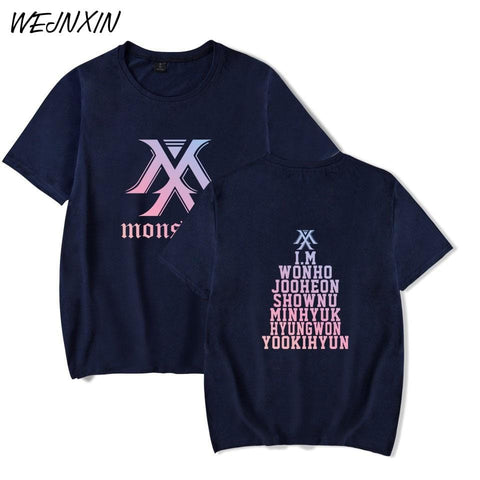 2MB MONSTA X Album T Shirt - MH