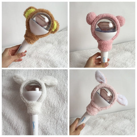 2MB SEVENTEEN 17 Light Stick Cover Plush - MH