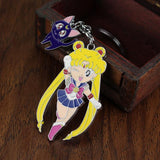 Sailor Moon Character Keychain - MH
