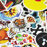 Anime Car Stickers | Cool stickers - MH