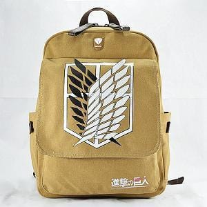 Attack on Titan Scout Backpack High Quality - MH